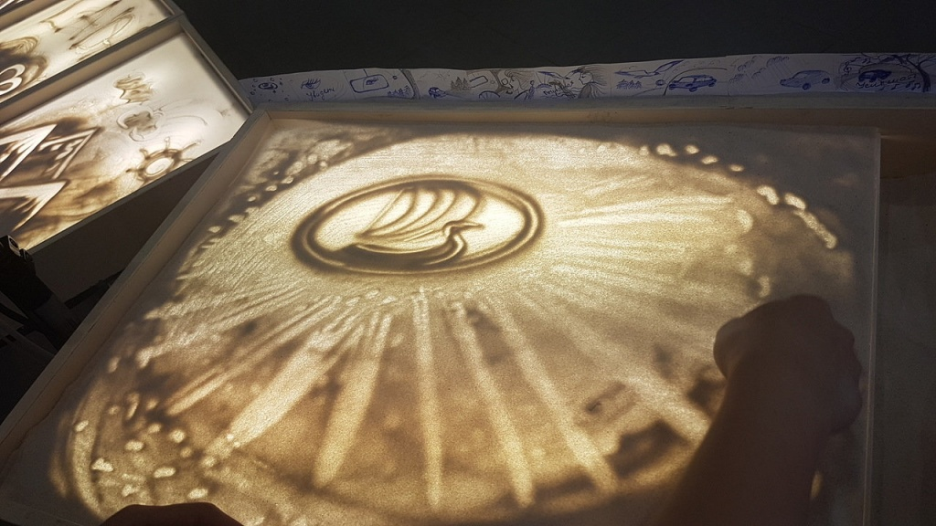 Презентация новой LADA Vesta Cross в ТЦ Кунцево: увидеть, почувствовать, услышать…